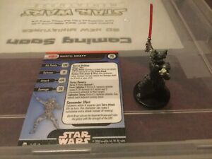 Darth Kratt Star Wars Miniature Perfect For Imperial Assault, Legion And Other