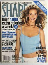 ELLE MacPHERSON July 2000 SHAPE Magazine