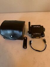 Canon Servo EE Finder W/ Cable ( Excellent Condition )