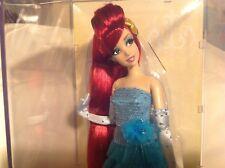 Disney Designer Princess Ariel Doll LIMITED EDITION RARE Store Exclusive NRFB