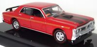 1:64 FORD FALCON XY GTHO III TRACK RED - NEW IN DISPLAY CASE - RARE OLD STOCK!