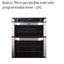 Belling 70cm Built In Oven (BI70GSLPG)