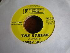 Bobby Wieno/Arnelle Smalley 45 The Streak/Delta Dawn POWER PAK