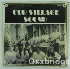 SAINTS JOACHIM AND ANNE CHURCH Our Village Sound RARE FOLK LP 1969 Queens NY