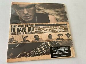 Kenny Wayne Shepherd 10 Days Out Blues OOP Record original vinyl album SEALED