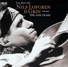 THE BEST OF NILS LOFGREN & GRIN - THE A&M YEARS / CD - TOP-ZUSTAND