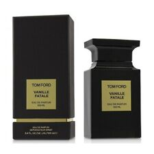 TOM FORD * VANILLE FATALE * UNISEX 3.3/3.4 oz (100 ml) EDP Spray * NEW & SEALED