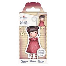Gorjuss Mini Collectable Stamp #54 Sweetheart