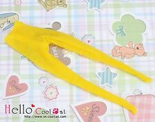 ☆╮Cool Cat╭☆【PP-169】Pullip Doll Pantyhose /Tights /Socks # Net Yellow