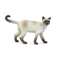 Siamese Cat Animal Figure Safari Ltd 100061 NEW Toys Educational