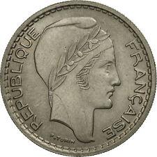 [#462536] France, Turin, 10 Francs, 1947, Paris, SPL, Copper-nickel, KM:908.1