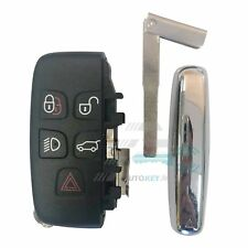 New Smart Prox Key Range Rover Remote Replacement Case Shell Pad For Kobjtf10a Fits More Than One Vehicle