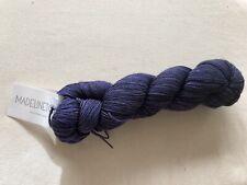 madelinetosh Sock Yarn Color Clematis Single Skein 395 Yards