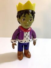 Dora the Explorer Magical Castle Royal Prince Diego Figure King Crown