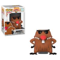 Funko POP! Angry Beavers DAGGETT #323 Vinyl Figure