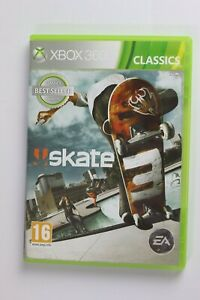 Skate 3 Classic Edition With Manual Complete Microsoft Xbox 360