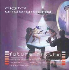 Digital Underground Future rhythm (1996) [CD]