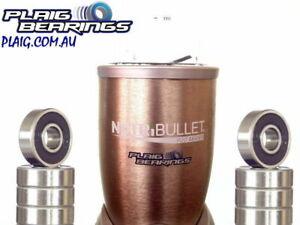 Nutribullet Upgrade Bearing Kit - 2 High Speed Precision Bearings - Fits Base