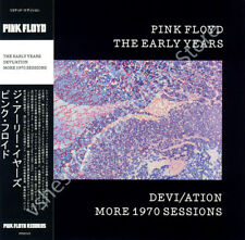 PINK FLOYD THE EARLY YEARS: DEVI/ATION MORE 1970 SESSIONS CD MINI LP OBI
