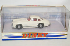 Dinky Collection DY-12 Mercedes Benz 300SL Gullwing 1955 weiss 1:43 Matchbox