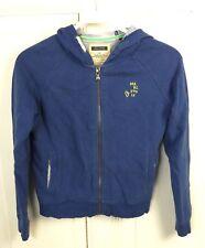 MARC O'POLO Sweatjacke Cardigan Sweater Blau Gr. 152 (HG66)