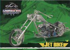 2004 Joyride Studios American Chopper: The Series JET BIKE # 3