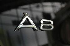 Original Audi A8 4H Schriftzug Audi A8 4H Emblem 4D0853741D 2ZZ