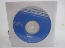 CyberLink PowerDVD 5.7 Popular Application for DVD Reinstall disc Dell NEW