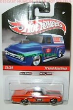 1972 '72 FORD RANCHERO MR. GASKET RR SLICK RIDES DELIVERY HOT WHEELS DIECAST