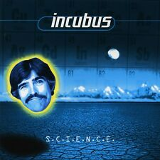 INCUBUS - S.C.I.E.N.C.E. - CD Album with Hidden Track SEGUE 1 - Metal - SCIENCE
