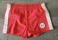 VINTAGE 80's LEVIS OLYMPIC LADIES SHORTS SIZE M