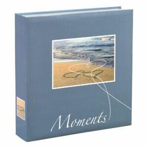 4X6 Beach Photo Album Slip In 200 Photos Gift Memories Travel Holiday Honeymoon