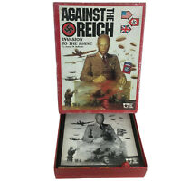 West End War Game Against the Reich Invasion to the Rhine Punched 1986