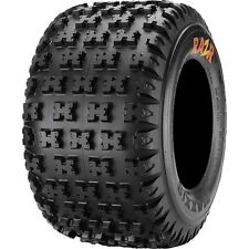 "Maxxis RAZR MX Tire Rear 18"" 18x10-8 18 - 10 - 8 ATV 2 Ply M932 MX Race Yellow"