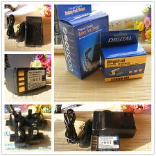 Battery + Charger for JVC Everio GZ-MG130 GZ-MG130U GZ-MG230 GZ-MG230U Camcorder