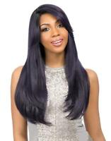 Sensationnel Instant Fashion Long Straight Couture Wig Elena
