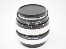 Voigtlander 75mm F2.5 SL Color Heliar Lens for Canon FD