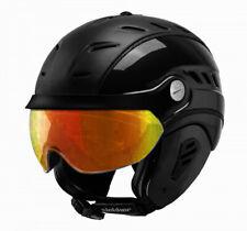 Slokker Bakka Black Visor Individual Pieces Ski Helmet Snowboard Helmet New N5