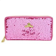Loungefly Sleeping Beauty Reversible Sequin Wallet