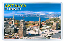 ANTALYA TURKEY FRIDGE MAGNET SOUVENIR IMAN NEVERA