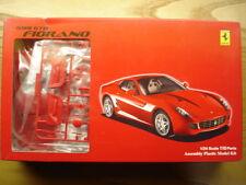 Fujimi 1:24 Scale Ferrari 599 GTB Fiorano Model Kit New - RS50