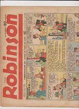 ROBINSON n°187 du 26 novembre 1939.