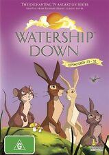 Watership Down : Series 5 (DVD, 2010) REGION FREE - BRAND NEW SEALED - FREE POST