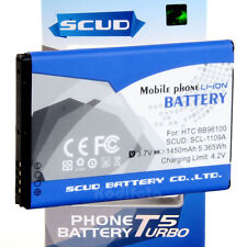 Batería Scud 1450mAh para HTC 7 Trophy T8686