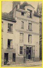 cpa Rare 75 - PARIS COMMERCE Maison MELINE 40 rue de la MONTAGNE Ste GENEVIÈVE