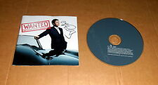 Cliff Richard, original signiertes CD-Cover (leichter Knick) *Wanted* mit CD