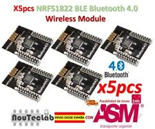 5pcs CORE51822 BLE4.0 Bluetooth Wireless Module NRF51822 Communication Board