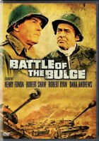 Battle of the Bulge [New DVD] Ac-3/Dolby Digital, Dolby, Subtitled, Widescreen