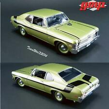 GMP 18831 1970 Chevy Nova Yenko Deuce - Citrus Green Dicast Car 1:18 NEW!