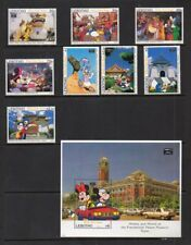 "Lesotho ""Taipei '93"" - Scott #'s 979-988 - Disney Topical - Mnh"